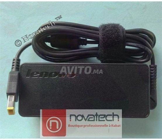 Chargeur PC Portable LENOVO 20V3.25A/65W d'origine - 6