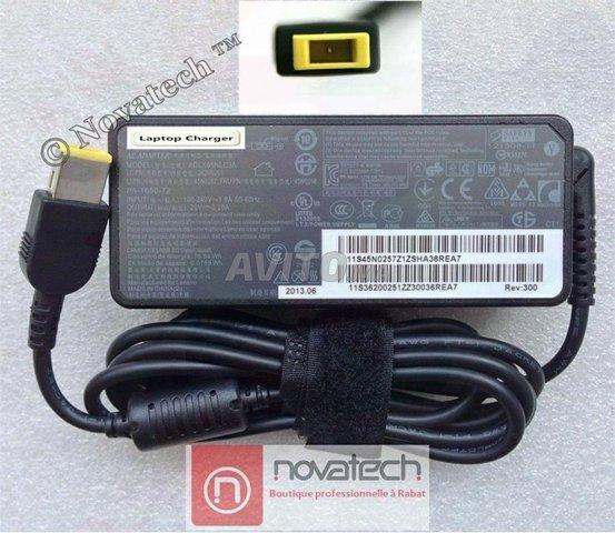 Chargeur PC Portable LENOVO 20V3.25A/65W d'origine - 5