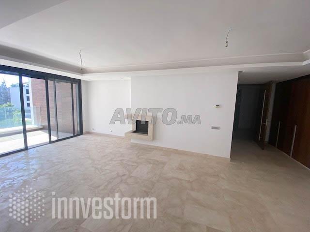 Location appartement 4 pièces Souissi Rabat - 2
