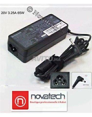Adaptateur d'alimentation Lenovo 65W 20V-3.25A Ori - 5