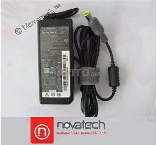 Adaptateur-Chargeur Lenovo Original 65W/20V 3.25A - 4