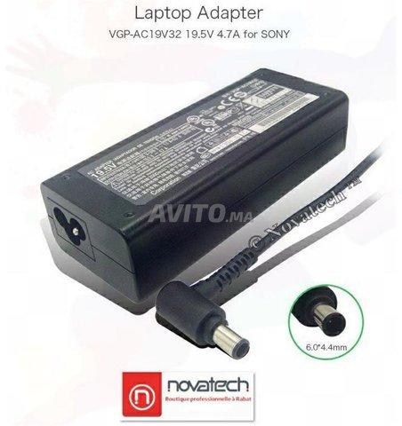 Chargeur Sony Vaio /90W-19V 4.74A Original - 4