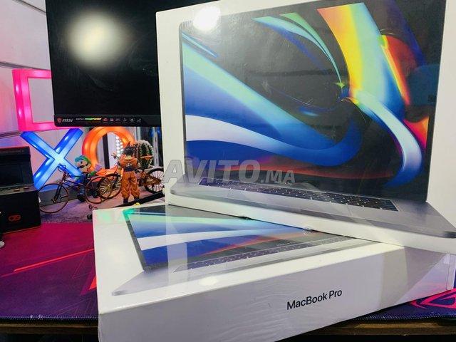 Macbook Pro 16 pouces Core i7 512/16 Neuf - 6