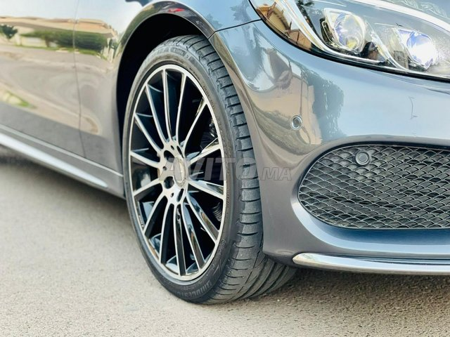 Mercedes classe C 220 pack AMG IMPORTÉ - 5
