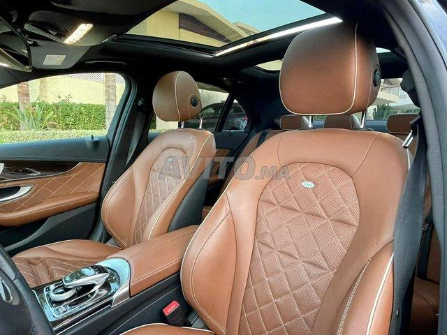 Mercedes classe C 220 pack AMG IMPORTÉ - 8
