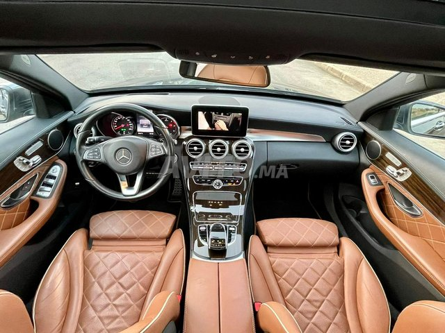 Mercedes classe C 220 pack AMG IMPORTÉ - 6