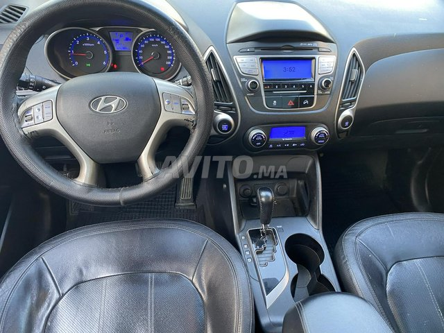 Derkaoui Auto - Hyundai ix35 4WD Cuir Toit - 7