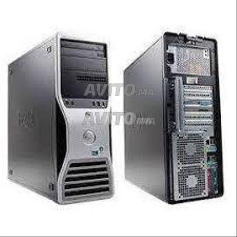 Dell Precision T3500 Haute qualité - 1