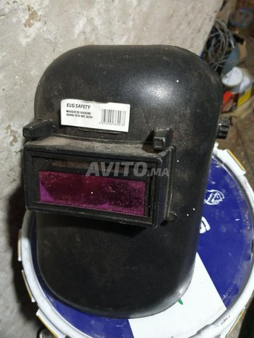 casque soudure automatique - 1