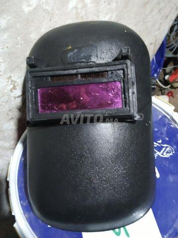 casque soudure automatique - 2