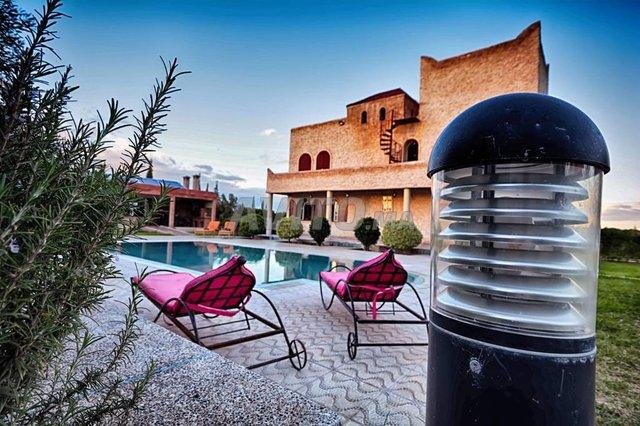 villa avec piscine privée - 3