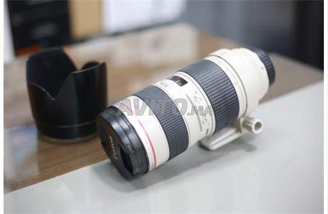 Canon EF 70-200mm f/2-8 L USM - 2