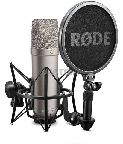 RODE NT1-A PACK MICROPHONE   CASABLANCA - 2