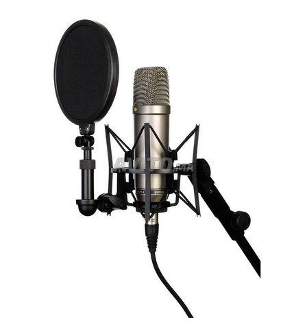 RODE NT1-A PACK MICROPHONE   CASABLANCA - 3
