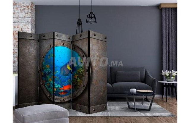 Paravent Submarine Window Ii À Aa Hhivernaage - 1