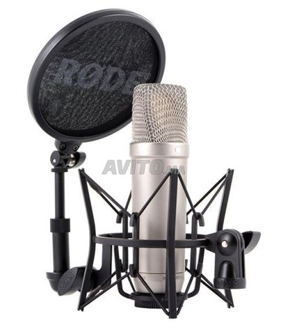 RODE NT1-A PACK MICROPHONE   CASABLANCA - 5