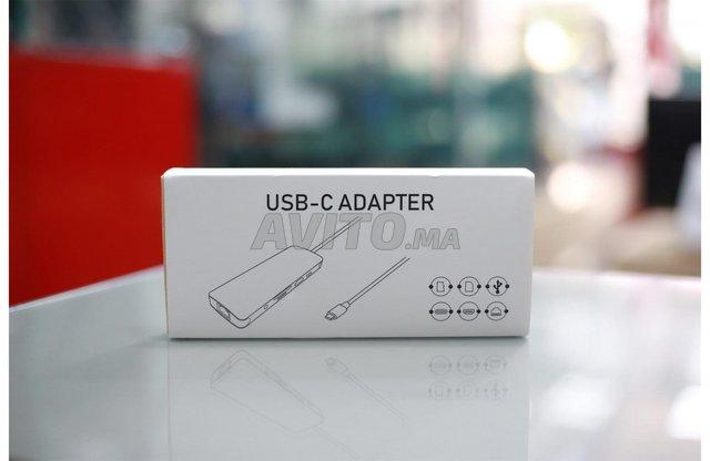 Adapter USB-C Original 7in1 - 1