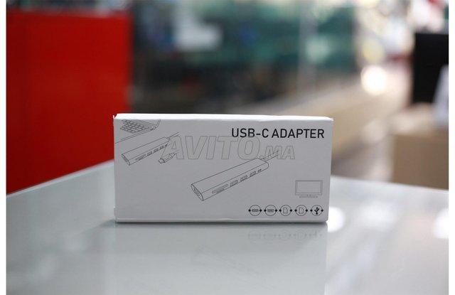 Adaptateur Type C-USB 6 in 1 - 1