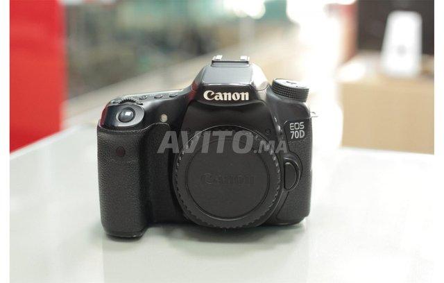 Canon Eos 70D À Boouskoura à centre ville - 1