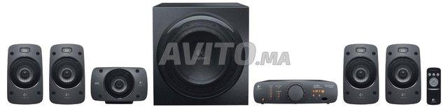 logitech speaker system z906 a a beauséjour - 3
