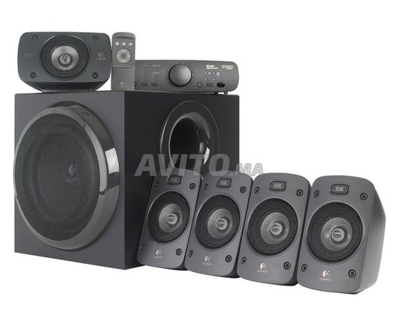 logitech speaker system z906 a a beauséjour - 4