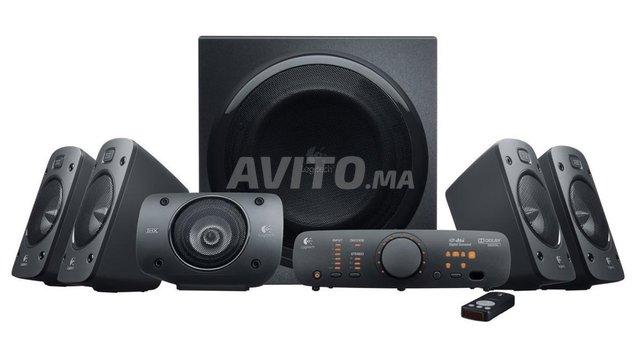 logitech speaker system z906 a a beauséjour - 5