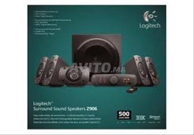 logitech speaker system z906 a a beauséjour - 6