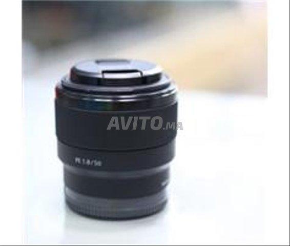 Objectif Hybride Sony FE 5Omm 1-8 - 1