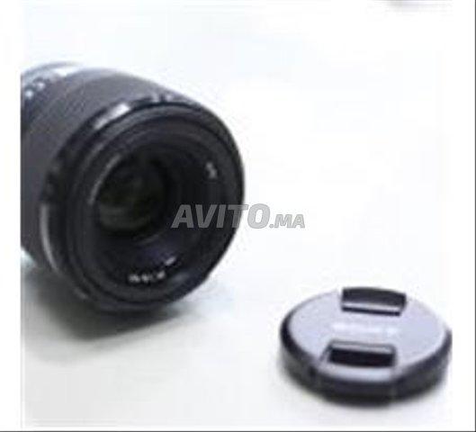 Objectif Hybride Sony FE 5Omm 1-8 - 2
