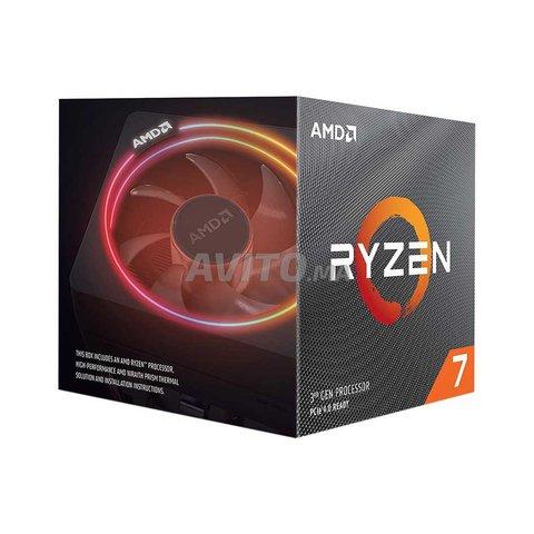 AMD Ryzen 7 2700X processeur - 1