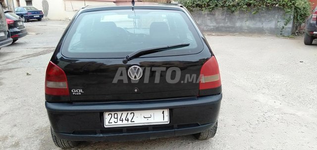 gol Volkswagen essence - 5