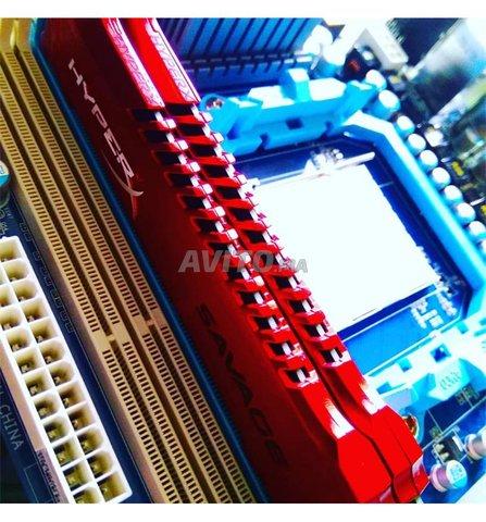 HYPERX SAVAGE BARRETTE 8GB PC3 DESKTOP NEUF - 3