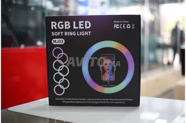 Ring light MJ33 13inch - 2