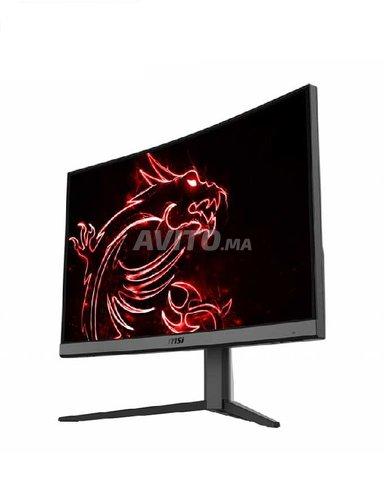 Ecran MSI Optix G32C4 Curved Gaming display - 1