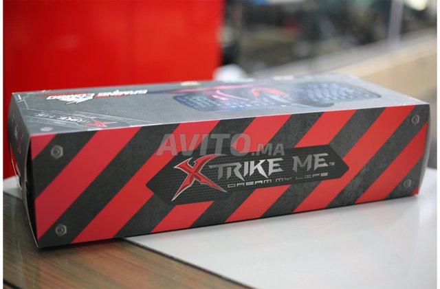 XTRIKE CM-404 GAMING COMBO Keyboard Mouse Headset  - 3