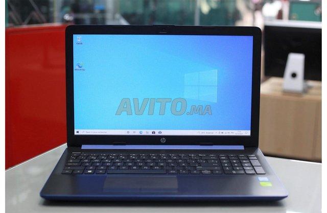 Hp Laptop 15pouces Bleu - 1