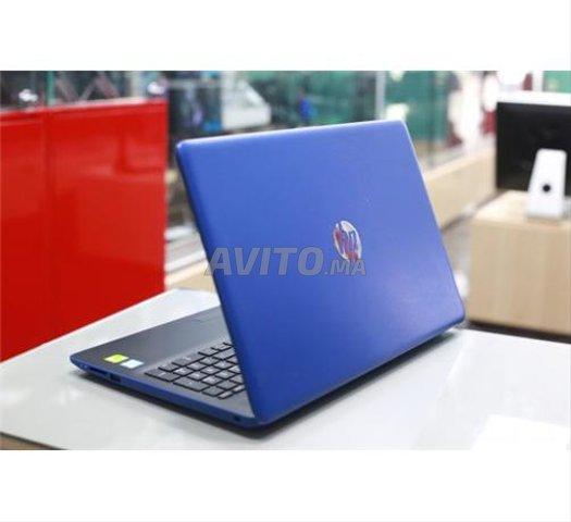 Hp Laptop 15pouces Bleu - 4