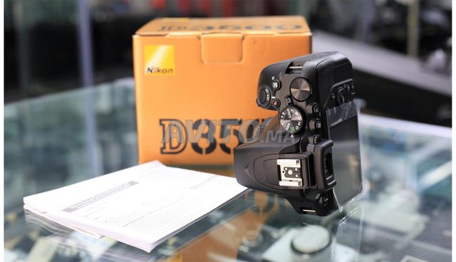 Nikon D3500 18-55 Vr Kit Neuf A A Aamal à tanger - 2