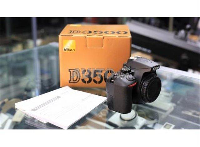 Nikon D3500 18-55 Vr Kit Neuf A A Aamal à tanger - 3
