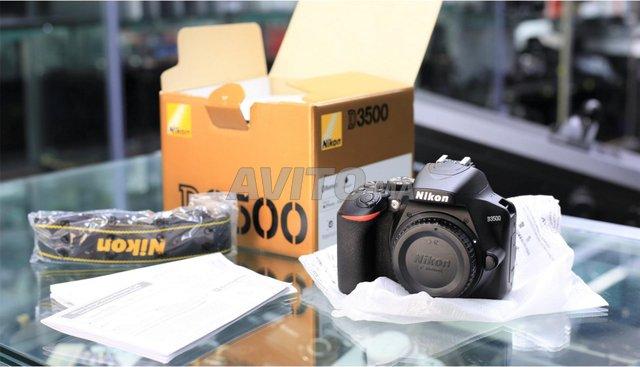 Nikon D3500 18-55 Vr Kit Neuf A A Aamal à tanger - 4