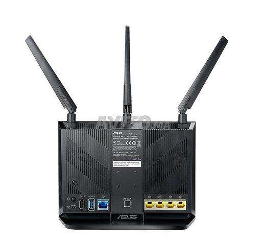 router asus rt-ac86u gaming router de casablanca - 2