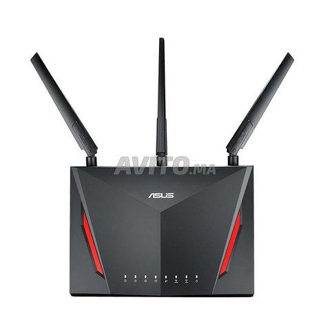 router asus rt-ac86u gaming router de casablanca - 3