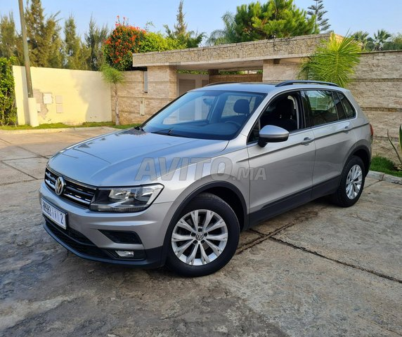 Volkswagen Tiguan Diesel  Automatique  - 1