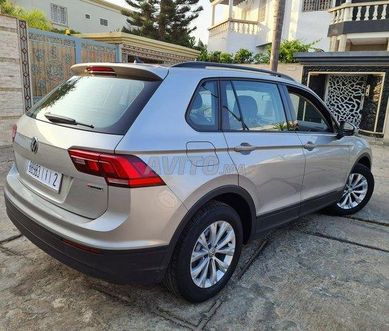Volkswagen Tiguan Diesel  Automatique  - 2