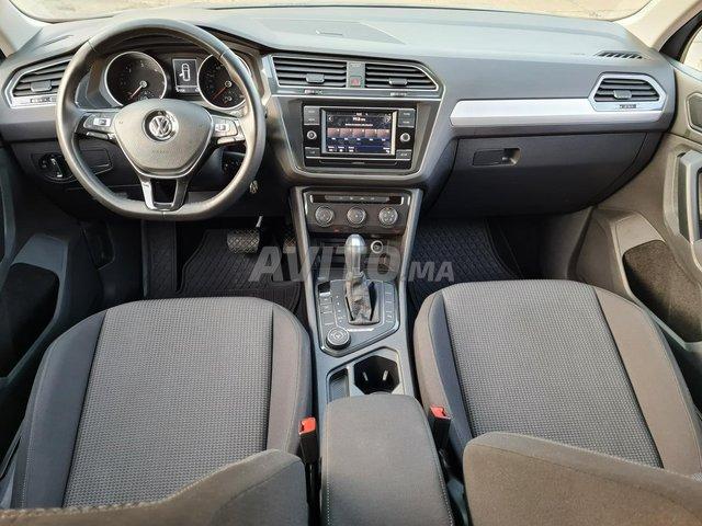 Volkswagen Tiguan Diesel  Automatique  - 5