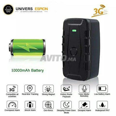 MKHG-10 Gps tracker ave longue batterie 10000 Mah - 1