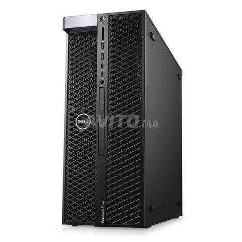 Dell Precision T5820 W-2102 P2000 - 1