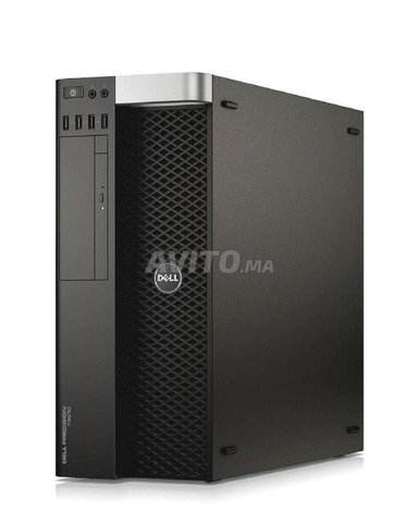 Workstation Dell Précision T3610   - 1