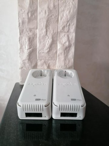 devolo cpl 500 mbps câble Ethernet  - 2