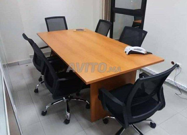 Tables de réunions ( table et chaises )  - 2